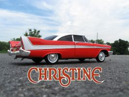 Stephen King's Christine by MeganekkoPlymouth241