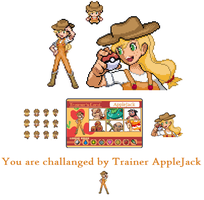 Trainer AppleJack by 0RCV0