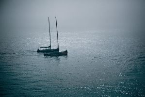 Lost in the fog by Yeoman2b