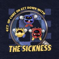 Dr Mario Get Down with The Sickness by likelikes