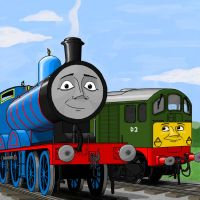 ERS Audiobooks- 'Edward's Branch Line' by 01Salty