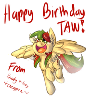 TAW Day by leadhooves