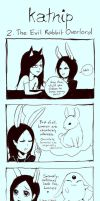 Katnip 2: The Evil Rabbit Overlord by chuwenjie