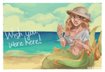 Wish You Were Here by Enyoe