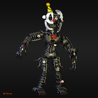 Nightmare Ennard by HectorMKG