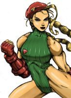 Cammy coloured by jmont