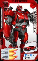 Cliffjumper by CrashElements