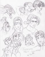 MDC - Treasure Planet by taa