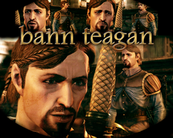 Bann Teagan Wallpaper 1 by LadyBoromir