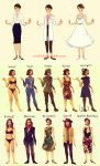 fallout outfits by reubelyn
