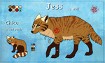 AT Jess and Chico Reference Sheet by xWintermondx