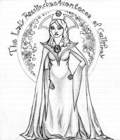 Lady Ross nouveau by BlueBoxDrifter
