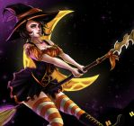 League of Legends - Bewitched Nidalee by kapiheartlilly