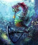 Under the sea of the enchantment by osahuneO-G