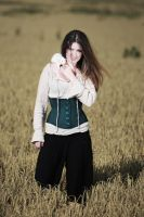 Corset for Nailah II by Anique-Miree