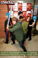 Scott Pilgrim - Reenactment v6 by AngelicPara