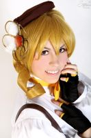 Mami Tomoe II by EnchantedCupcake