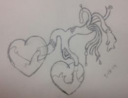 Heart to Heart by Ylla33