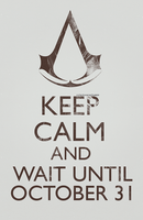 AC:III, keep calm and wait by rotschwarze