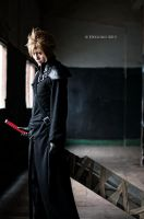 Cloud Strife - II by hexlord