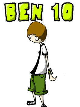 Ben 10 by PugofDoom