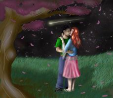 In Your Arms I Wish To Be by Leoness