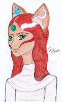 Kami Headshot by yellow-jester-kitty