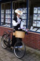 olde time cycling by ottomatt