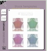 Template Pack - Romance BG by MouritsaDA-Stock