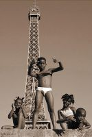 Paris gangsta by Yousry-Aref