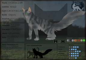 Stormclaw_Ref Sheet by Avroora