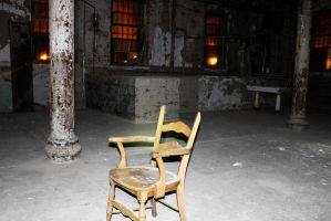 Ohio State Reformatory XXXIX by Alluringraphy