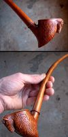Rohirrim pipe by HouseOfLostPlay