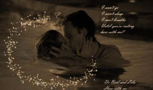 Here with Me- Dr Reid and Lila by Katerinoooz