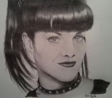 Abby Sciuto by DiNyla