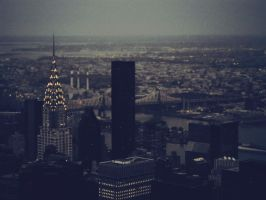 New York City by OwlsomeArts
