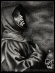 Saint Francis of Assisi by LadyFromEast