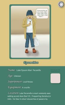 Epsom Characters Design 2 by xlouisax