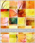 100x100 Icon Textures: Set 32 by SacredLies