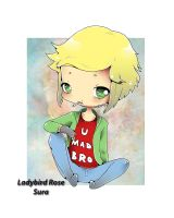 Request - Little Cassy by LadyBird-Rose