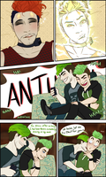 Antiart Contest entry! by mangakasoldier