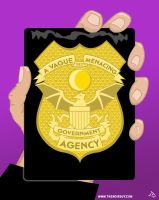 A vague yet menacing government agency by TheNoirGuy