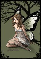 The Faery of Life by BritishFaery