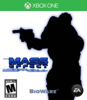 Mass Effect Trilogy Custom Cover: Garrus by TheDouglySoul