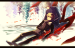 Tokyo Ghoul : Let's Go Home by blue-kingdom