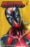 DEADPOOL by J-Estacado