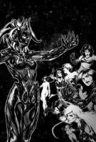 Talen Hunt -Top Cow - Witchblade by Night-hawk-Tamps