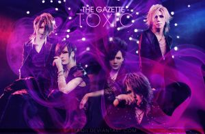 the GazettE TOXIC Cover by Taqii