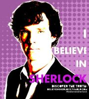 I believe in Sherlock by Trollki