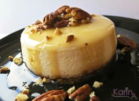 Pecan Maple Cheesecake by SkuttyWan